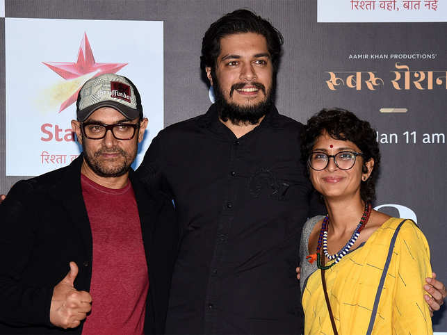 Junaid Khan Aamir Khan Says Son Junaid Will Have To Pass Screen