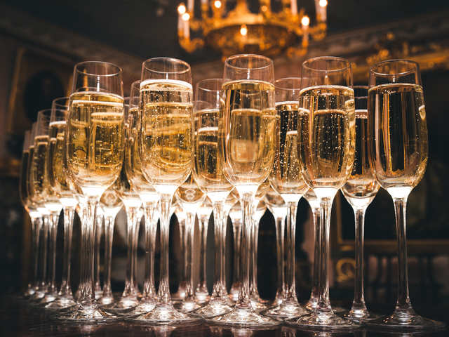 Raising a toast! English sparkling wines set to woo Indians away from champagne