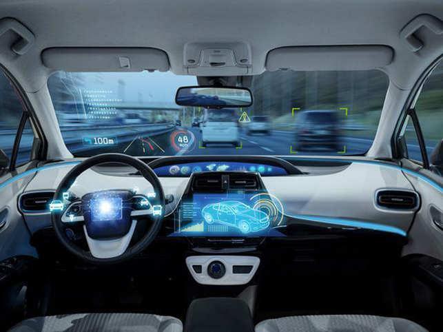 self driving car_thinkstock