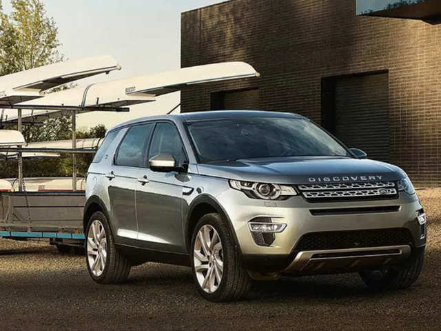 JLR unveils Land Rover Discovery Sport Landmark Edition at Rs 53.77 lakh