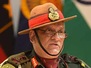 'Can't be out of bandwagon,' says General Bipin Rawat on talks with Taliban