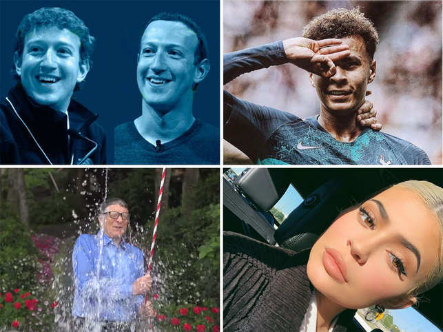 The growing popularity of social media platforms has seen an upsurge in viral trends -- some fun, but some fatal to human life. Be it the ice bucket challenge or the latest #Birdboxchallenge -- these have swept the Internet as netizens from all around the globe join in to perform certain situations, dances, voices or even speeches for entertainment.  Here's a lowdown on the popular challenges that have taken over social media over the past few years