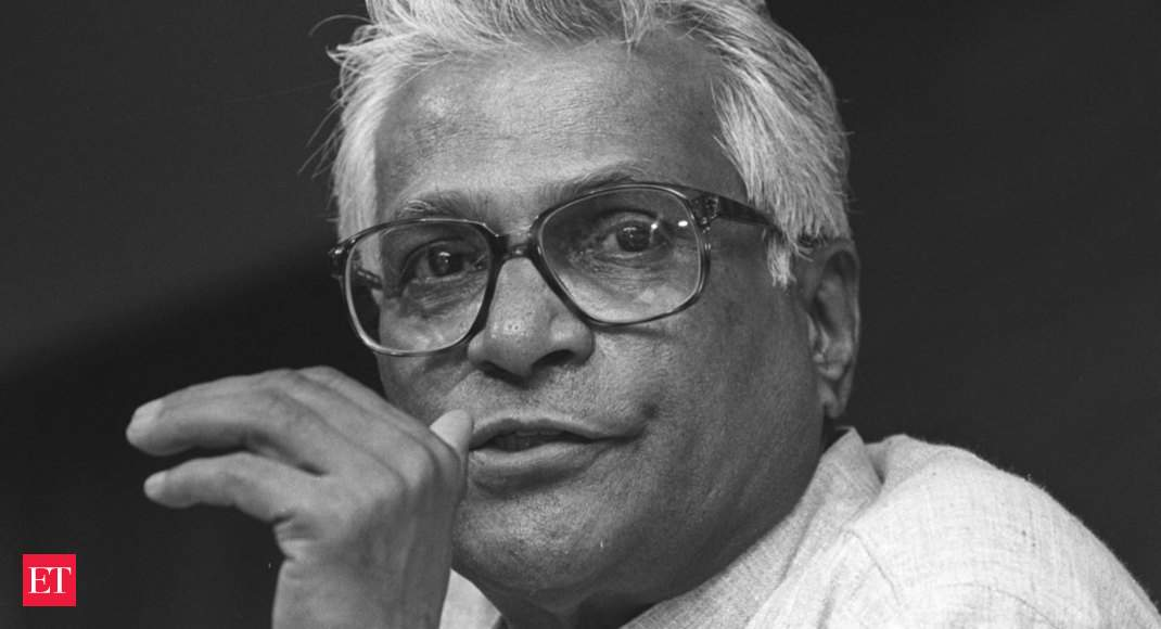 33bed335b12c1 George Fernandes  The minister who threw Coca-Cola out of India ...