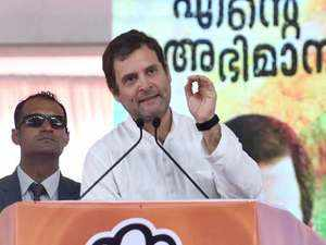 Rahul Gandhi assures passage of Women's quota bill if voted to power in LS polls