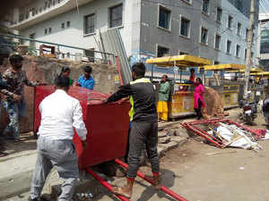 BBMP drive against commercial entities creates confusion