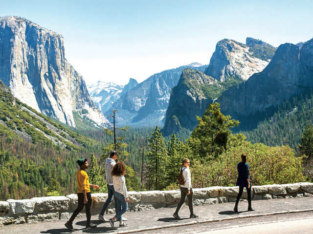 A trip to the USA is incomplete without visiting its national parks