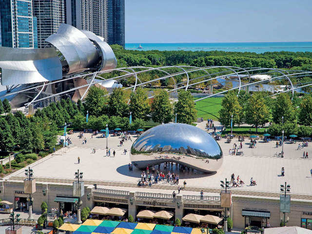 Chicago calling! Shop, eat, relax, repeat in the city that has something for everyone