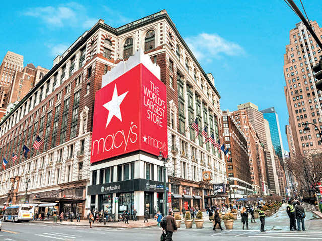 Every shopaholic's wonderland, Macy's is a lot more than just great deals and spectacular events