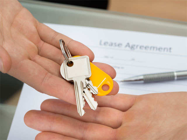 1. Have a valid rent agreement
