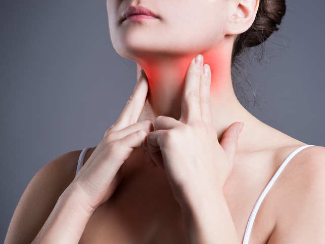 Persistent sore throat? It could be warning sign for larynx cancer