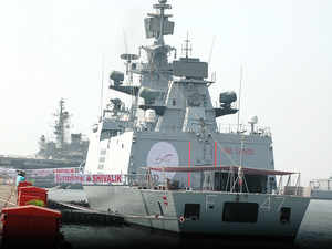 Government, Goa Shipyard ink pact to construct two missile frigates