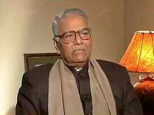 Poor job situation reason why Govt not releasing jobs data: Yashwant Sinha