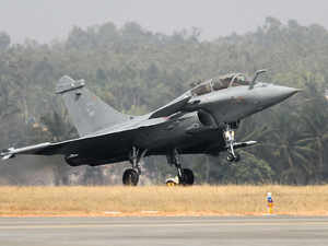 Rafale jets to soon join IAF fleet, improve its strike capability: President
