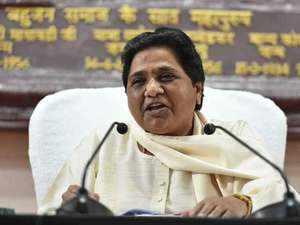 ED conducts raids in Lucknow on alleged irregularities in Mayawati's memorials