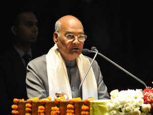 Over 9 crore toilets constructed under Swachh Bharat: Kovind