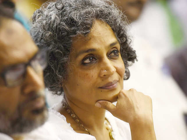 Writing non-fiction is an argument, but fiction's my first love, says Arundhati Roy