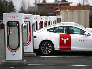 Tesla Founder and CEO Elon Musk who handed over the keys to his Indian- origin Chief Financial Officer Deepak Ahuja to go and scout if his electric cars can ...