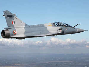 Indian Air Force's Mirage 2000 crashes in Bengaluru, pilot dead