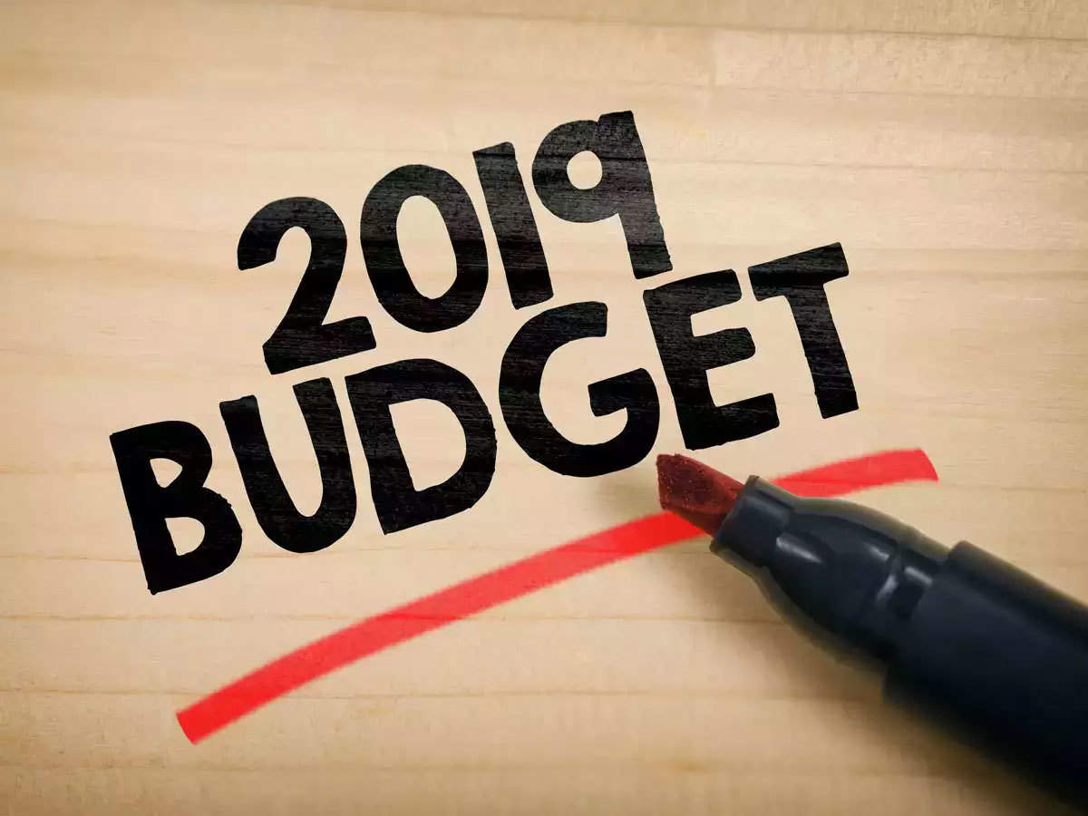 Image result for budget 2019