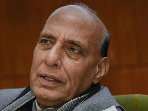 Interim Budget 'historic', to benefit all sections of society: Rajnath Singh