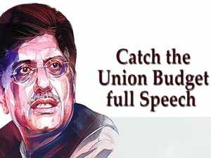 Budget 2019: Catch the Union Budget full Speech‎