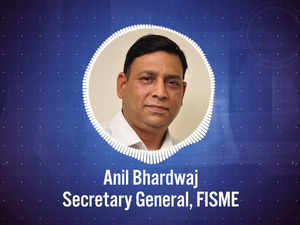 Income tax bonanza to revive demand for MSMEs: FISME's Anil Bhardwaj