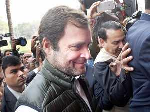 Giving farmers Rs 17 a day is their insult: Rahul Gandhi on Budget 2019