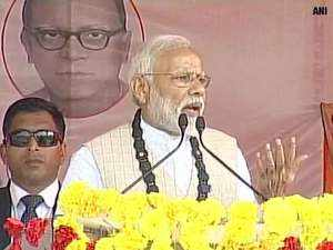 Modi in WB: PM blasts Mamata Banerjee over violence on her home turf
