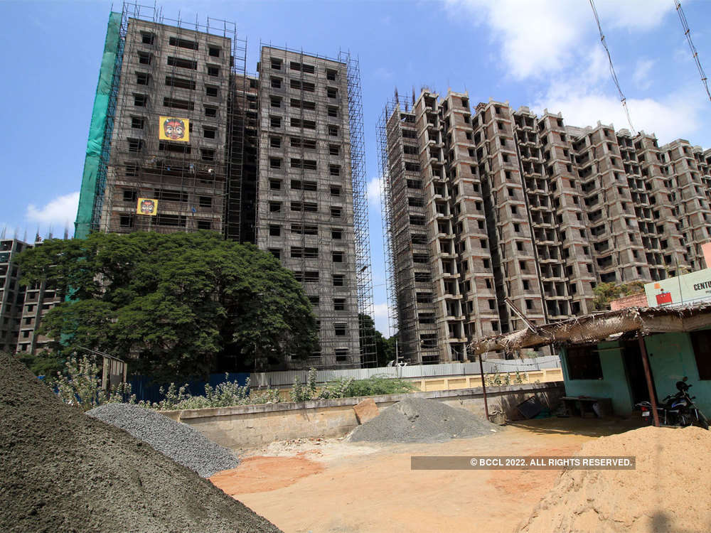 Realtors heave sigh of relief over 2-yr tax exemption on notional rent on unsold homes