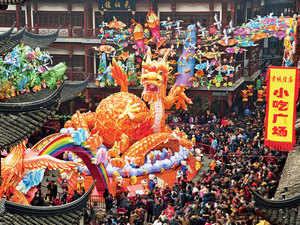 Neujahrsfest China 2020