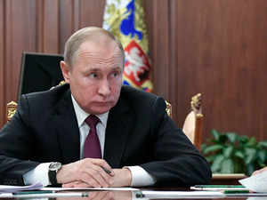 Putin says Russia will abandon nuclear arms pact in 'symmetrical' response to US withdrawal
