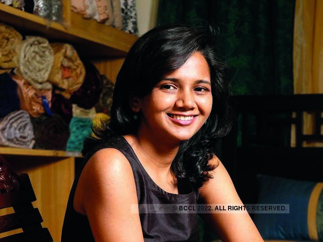 Lavanya Nalli learnt family business on the job, thanks to a tenured employee