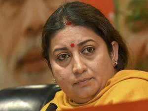 Will retire the same day PM Modi leaves Indian politics, says Smriti Irani