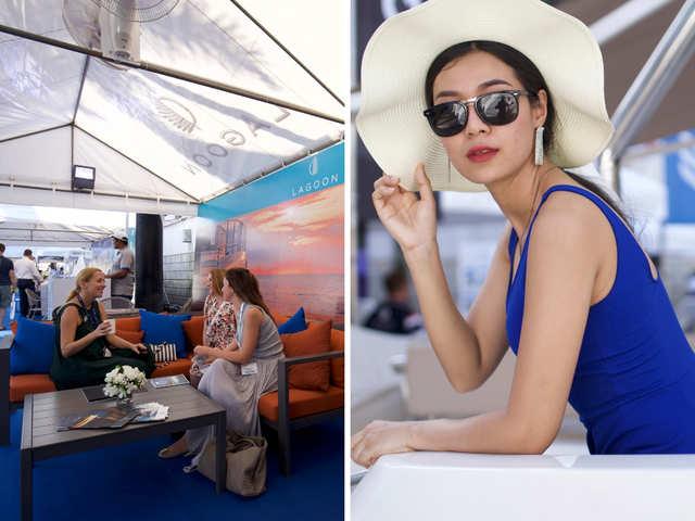 Glamorous Cruising, Elephant Parades, Food & Music: A Luxurious