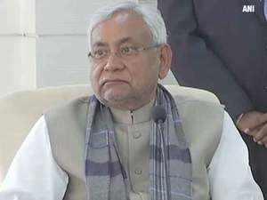 Anything can happen in country until EC announces poll dates: Nitish Kumar