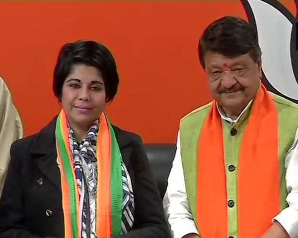 Mamata Banerjee's close aide, former IPS Bharati Ghosh joins BJP