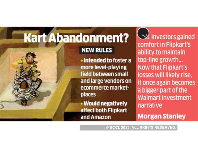 Flipkart | FDI rules: Morgan Stanley warns Walmart may exit Flipkart