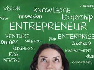 women entrepreneur - ThinkstockPhotos