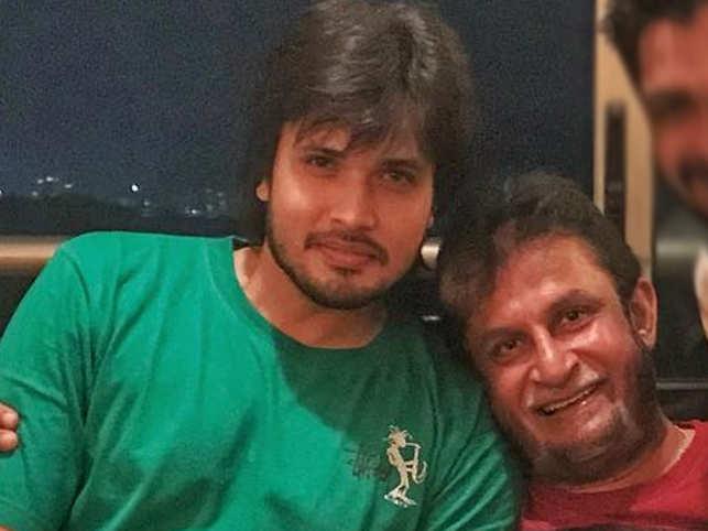 Sandip Patil's son Chirag
