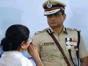 Centre asks Bengal govt to take action against top cop Rajeev Kumar