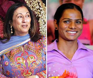 ET Women's Forum: Kiran Nadar, Dutee Chand reveal tips to achieve a milestone