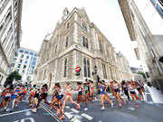 London, Doha & Sparkasse: Running a marathon can fire up your enthusiasm to travel