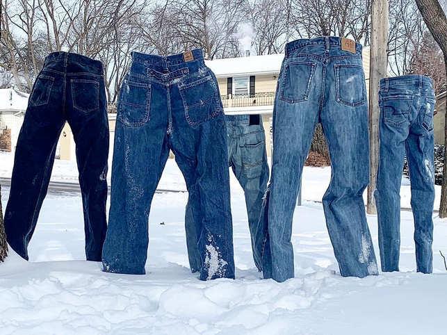 FrozenPants