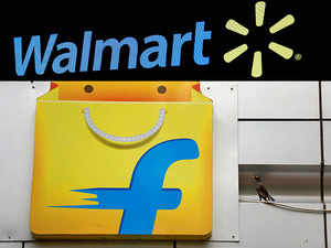 Walmart shrugs off exit rumours from Flipkart