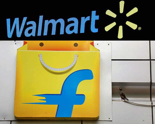 4455a5be8 Walmart shrugs off exit rumours from Flipkart - The Economic Times Video