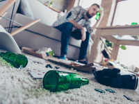 How binge-drinking may have lasting & adverse effects on your brain's wiring
