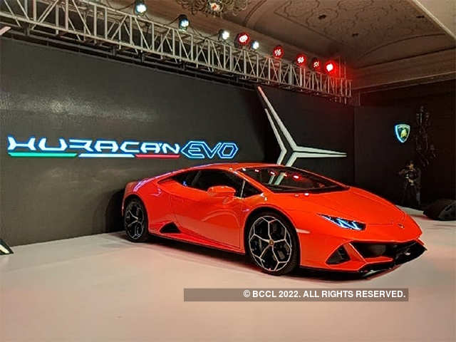 Lamborghini Huracan Evo Launched At Rs 3 73 Crore New Bull In Town