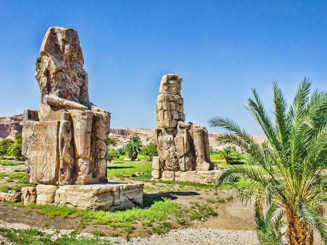Ask the travel expert: You need 7-10 days to explore Egypt between October and April