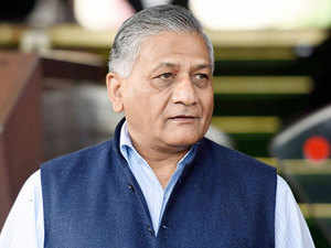 V K Singh writes to PM Modi asking for probe into 2012 coup reports