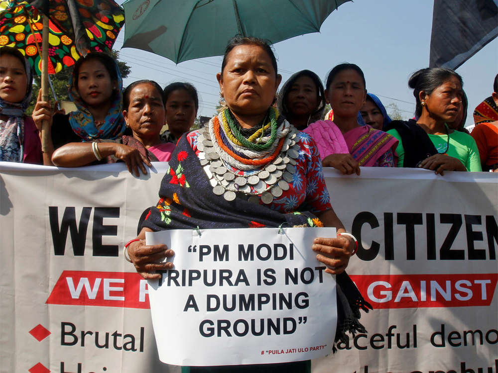 Protest against citizenship bill hits train movement in Assam